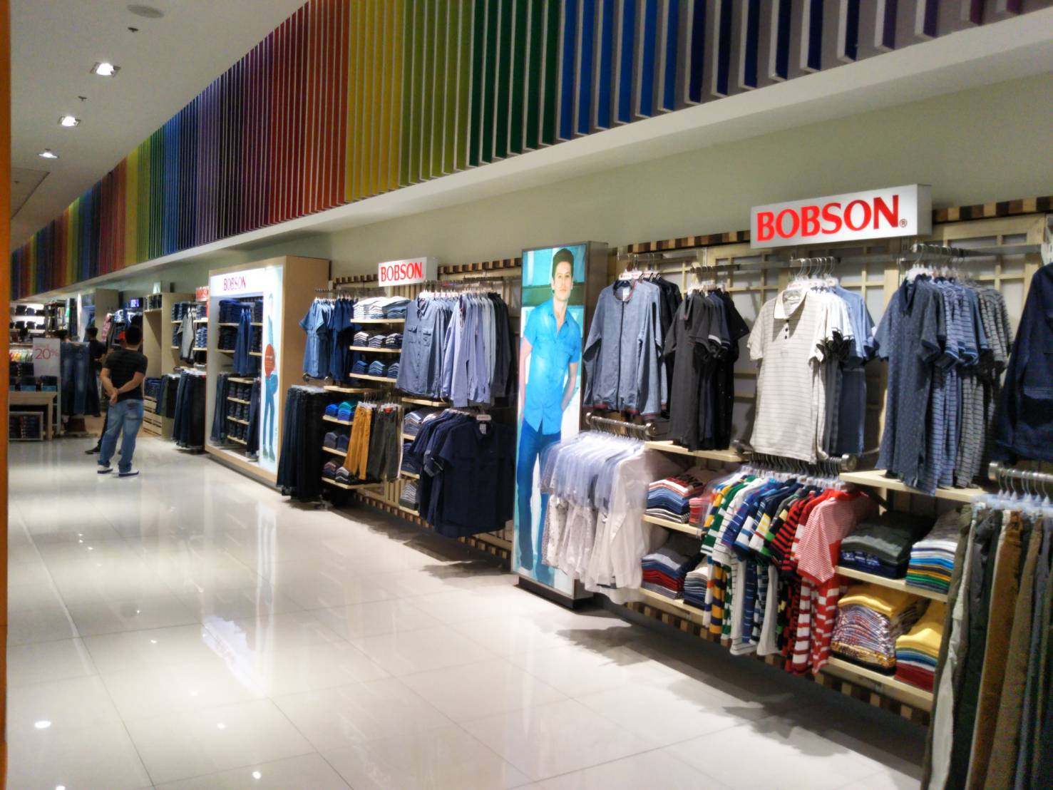 Visit to BOBSON Philippine