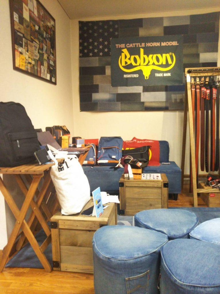 丸正 | 雑貨 | 革製品 | バッグ | ボブソン | 展示会 | ボブソンホーム | bobsonhome | デニム家具