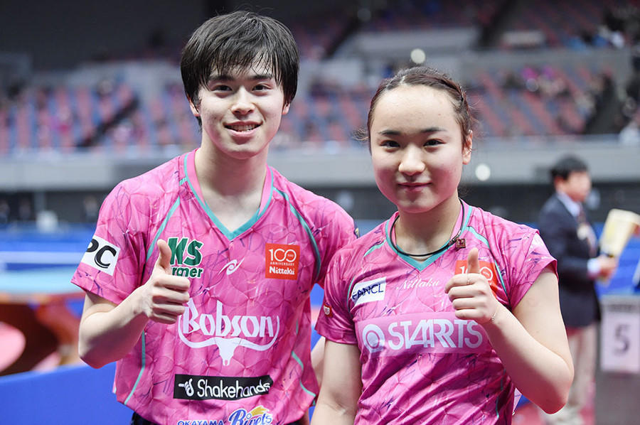 【森薗 政崇選手 全日本選手権 優勝おめでとうございます!】