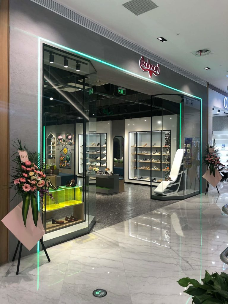 Bobson's 4th location in China has opened in Chengdu City, Sichuan Province.