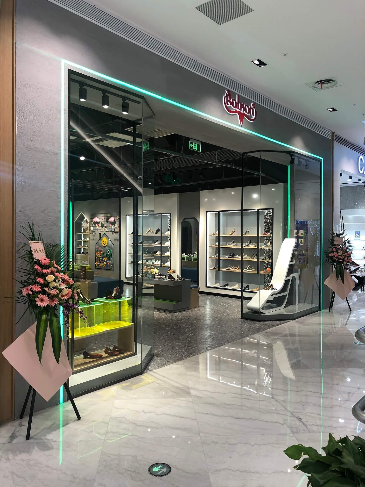 中国ボブソン4号店オープン!
