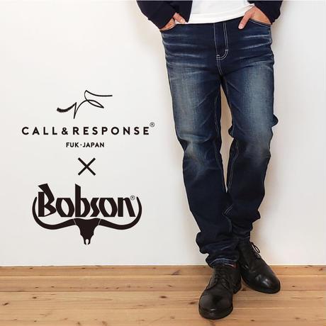 コールアンドレスポンス | ボブソン | BOBSON | call and response | ダブルネーム | ジーンズ | 反応染めデニム