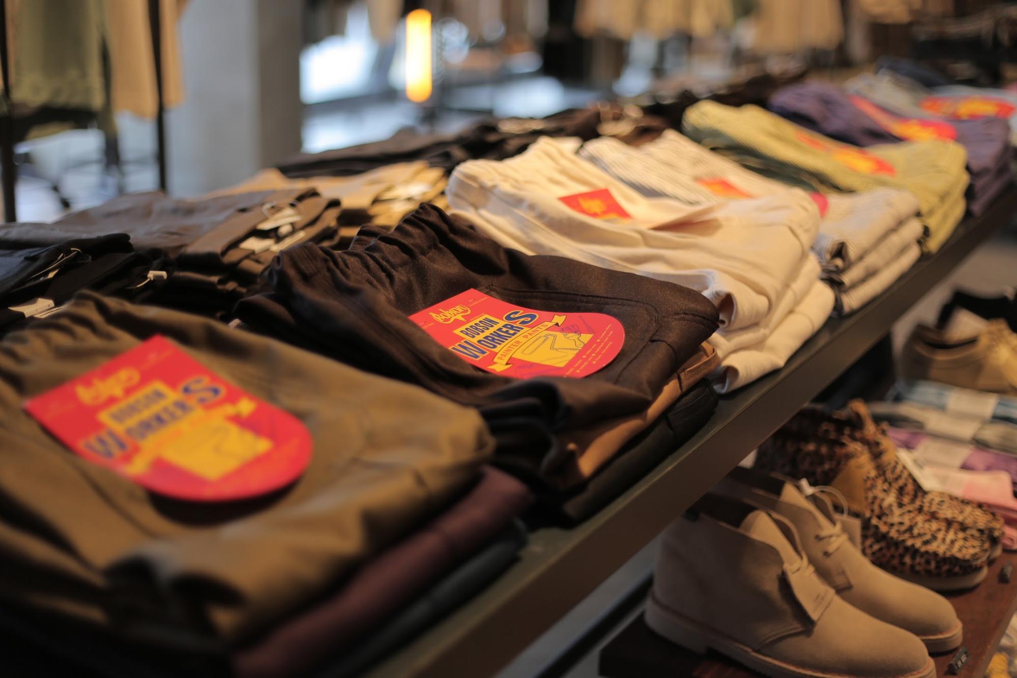 【ジャーナルスタンダード×ボブソン】伝統と時代をミックスした、自由を表現するジーンズを展開