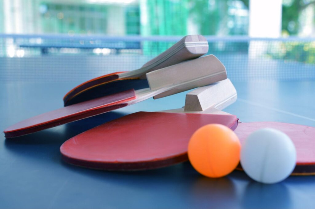 BOBSON | ラージボール | 新卓球 | ボブソンホールディングス | 岡山リベッツ | プロ卓球 | 株式会社ソフトアスリート | SAC | SDGs | 森薗政崇 | デニムスポーツウェア