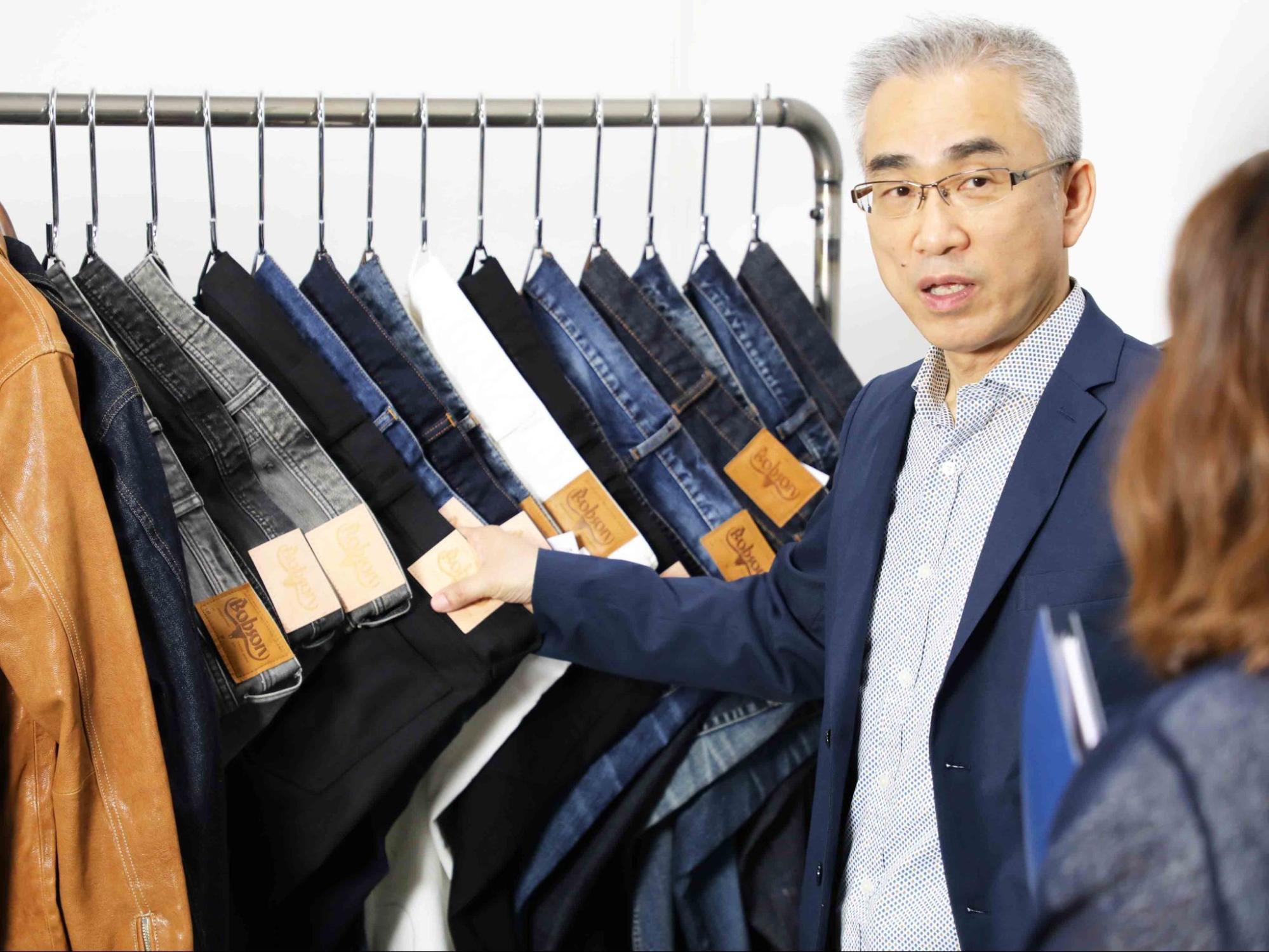 【社長インタビュー】ジャパン・ジーンズの源流「BOBSON」の生成
