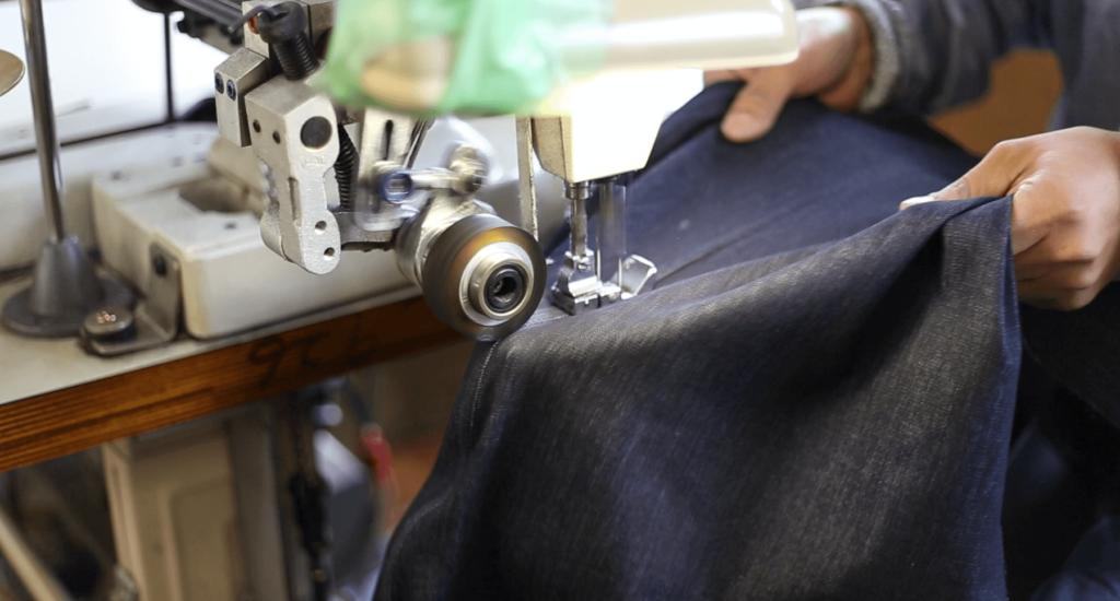 BOBSON | ボブソン | 縫製 | 技術